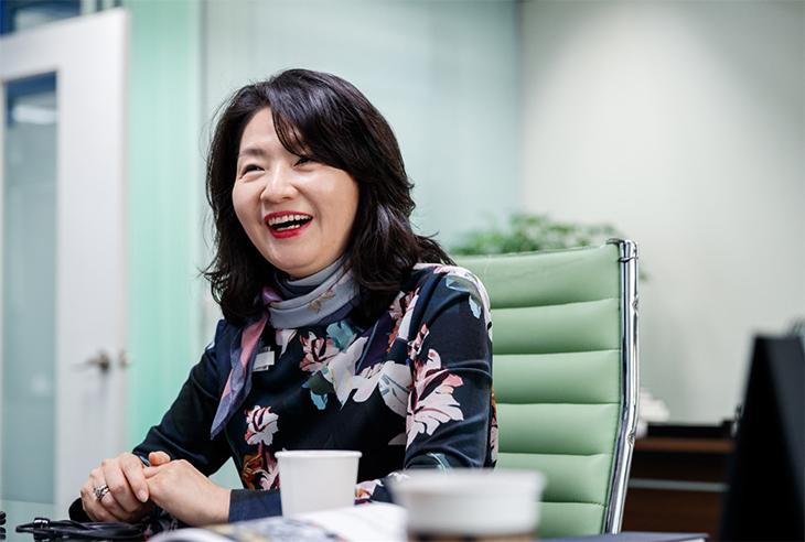 안혜리 대표