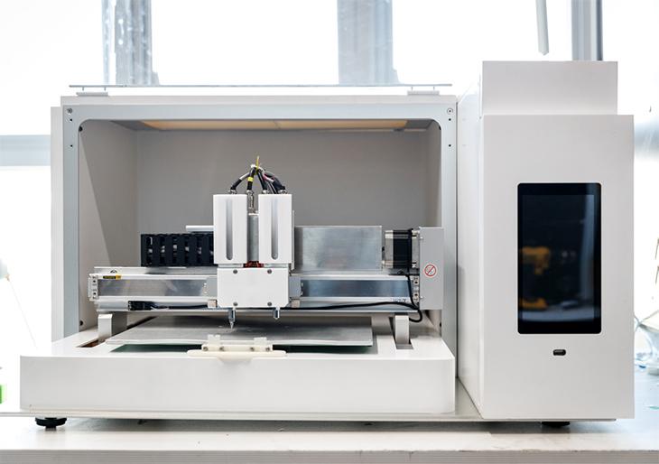하이드로겔 3D마스크팩 생산장비