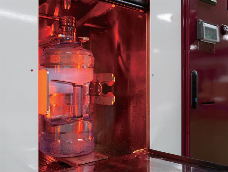 ODM으로 일본에 납품 중인 물자판기