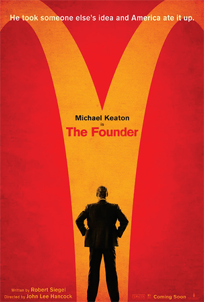 파운더 영화 포스터