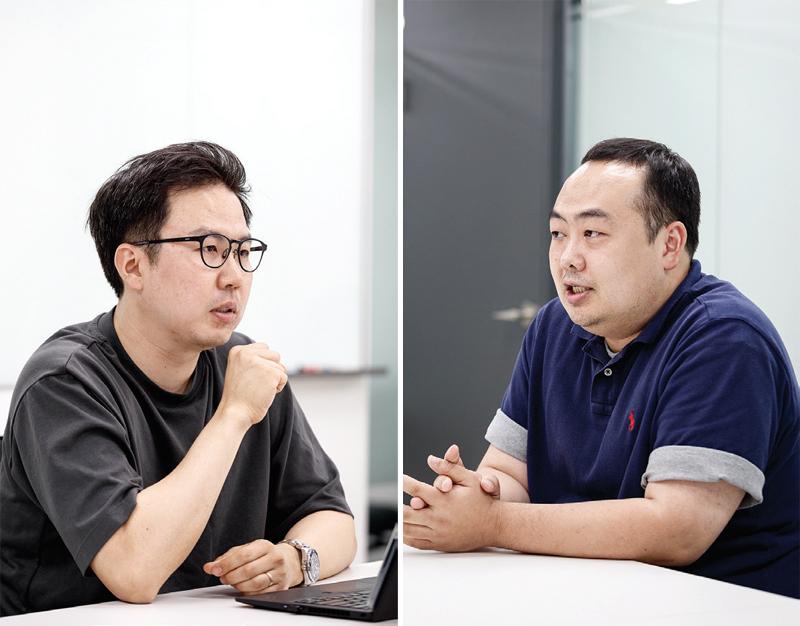 박진수 대표 / 유인형 CPO