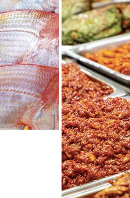 생선/반찬