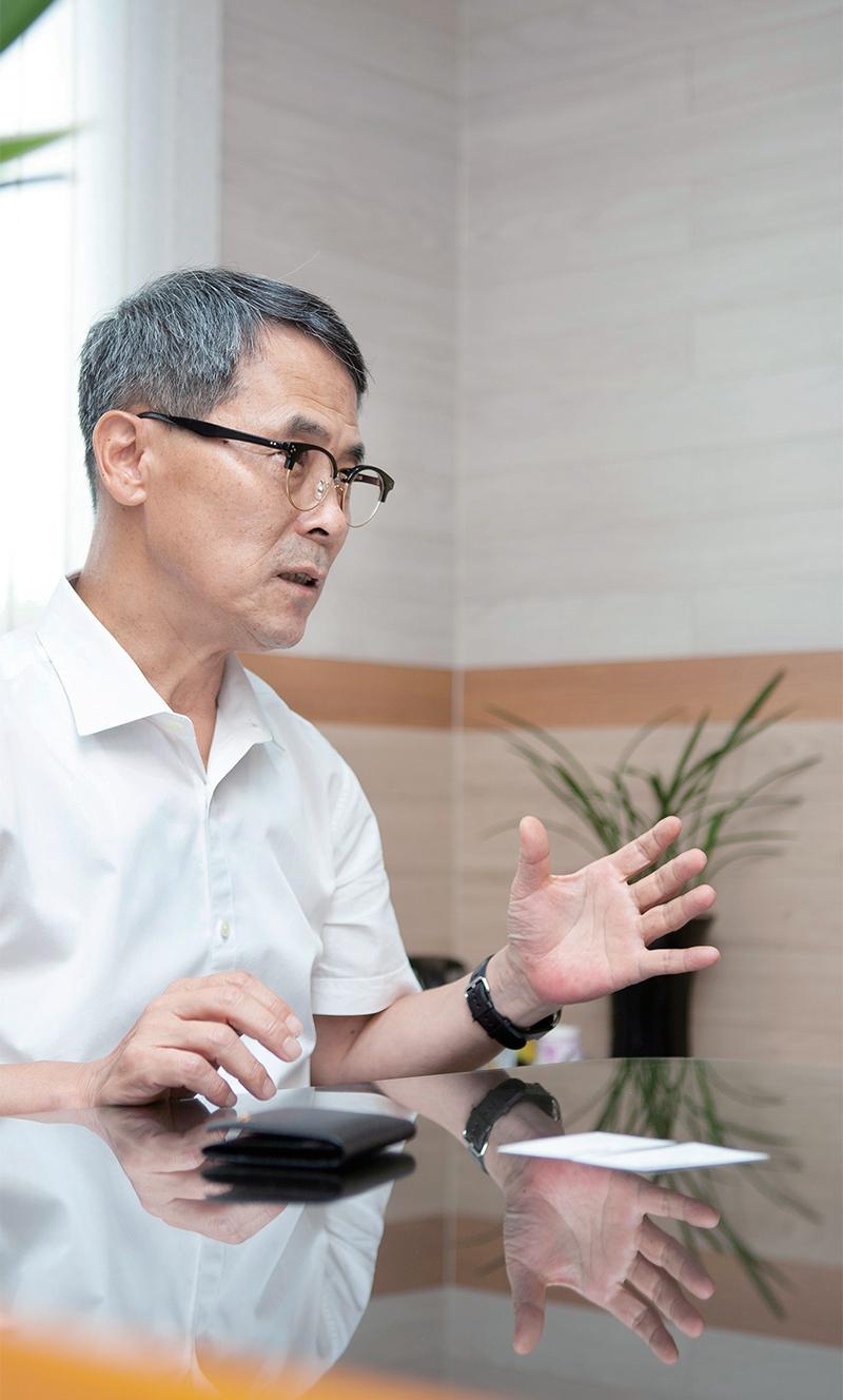 송근영 전무이사
